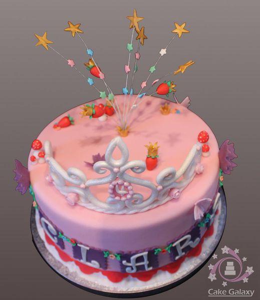 Cake Galaxy Kinder