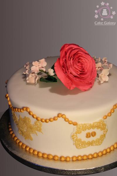 Cake Galaxy Geburtstag