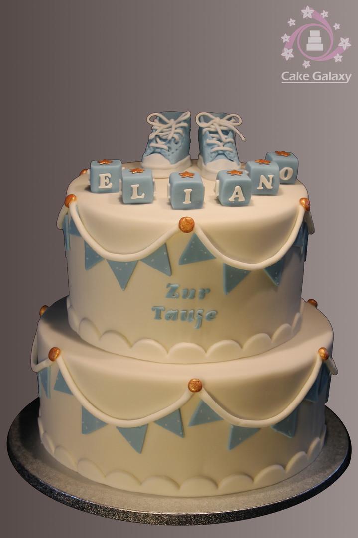 Cake Galaxy Taufekommunion