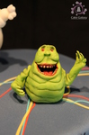 cake ghostbusters slimer