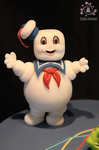 cake ghostbusters Stay Puft