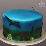 Dinotorte, Torte Dinosaurier